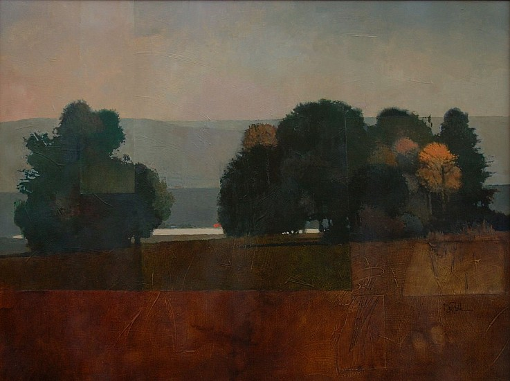 Bart Forbes, Indian Summer oil on canvas
